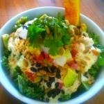 Kale Azteca Salad