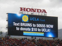 Courtesy of UCLA Fund
