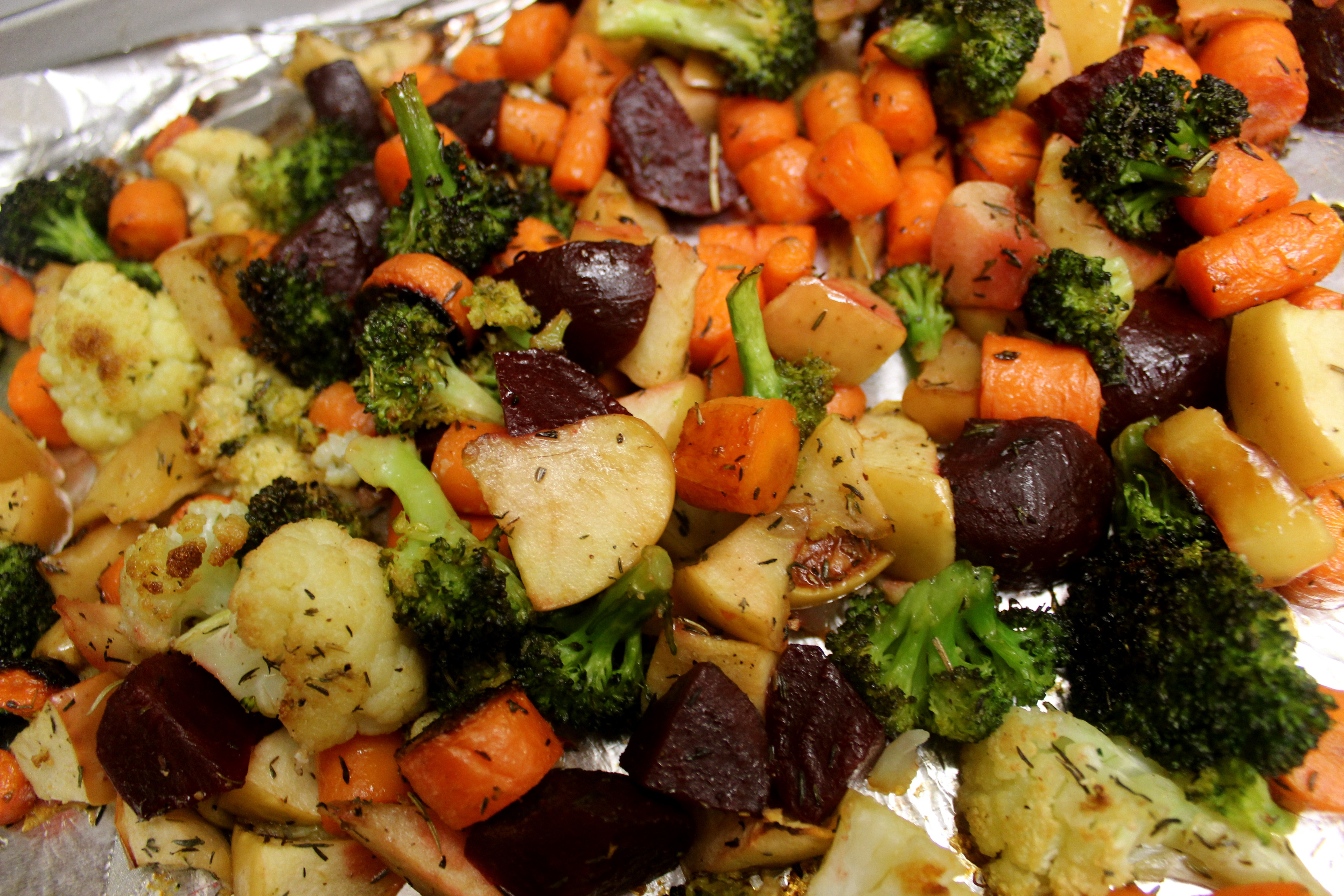 Mojo » Roasted Root Vegetables