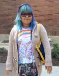 Charlene, aka Kinoko - Iris Goldsztajn/Daily Bruin