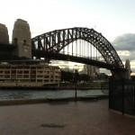 The Sydney Harbor Bridge / Utkarsh Gupta