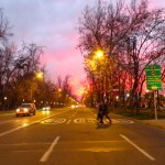 The pollution sunset / Shalini Kannan