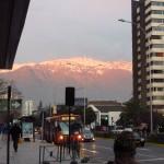 The Andes mountains / Shalini Kannan