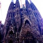 La Sagrada Familia, Barcelona/Elizabeth Matusov