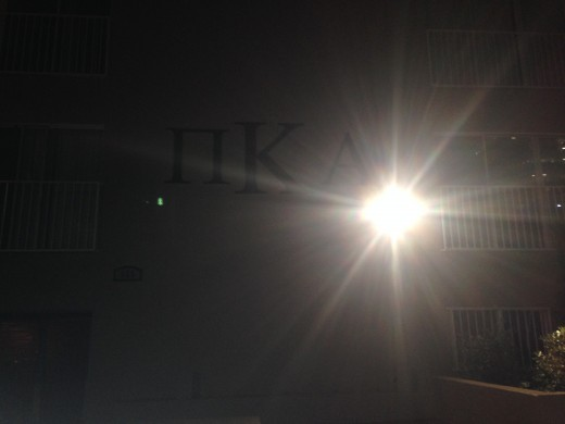 Pi Kappa Alpha - Automatic Light
