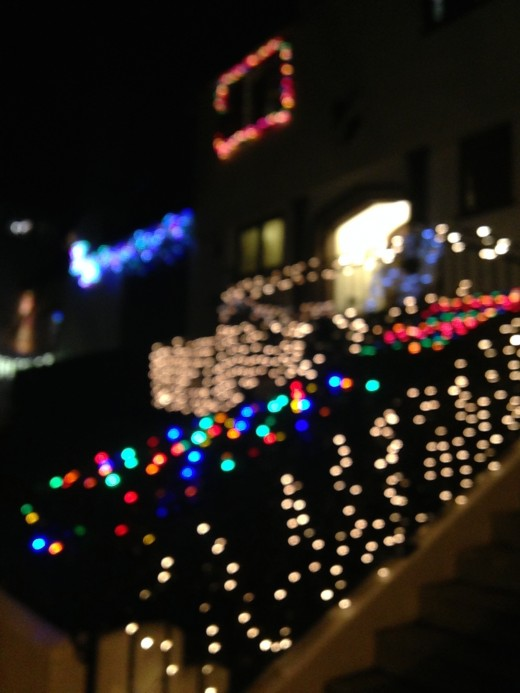 Sigma Nu - Blurred Lights