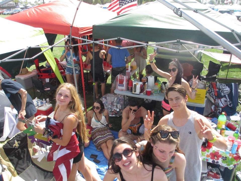 Buy Coachella Car Camping Pass